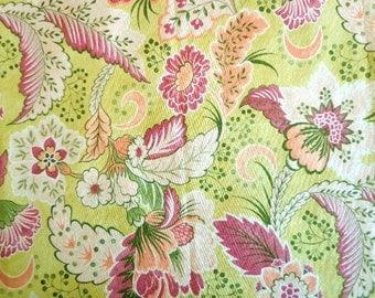 Jennifer Sampou Fabric, Floral Pattern, Robert Kaufman