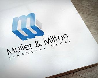 Business Logo, Logo Design, Photography Logo, Corporate Logo, M Logo, Modern Logo, High Tech Logo, Watermark Logo, Finance Logo, .