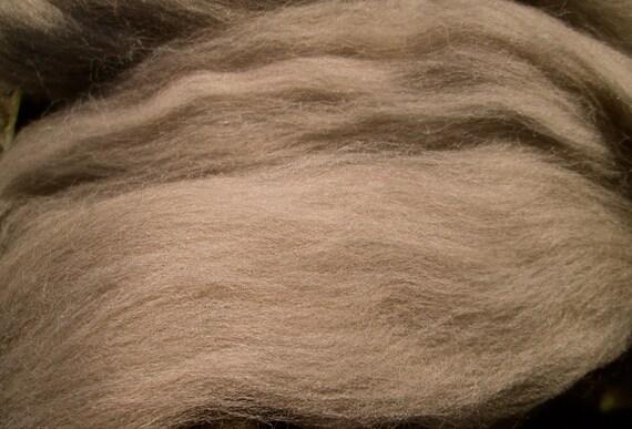 Taupe Ashland Bay  Merino 64s Great Hair Sky Animal Color