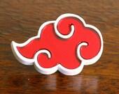 Naruto Akatsuki Cloud Pin Badge