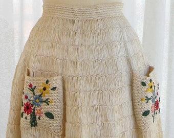 Grass Skirt 1950s