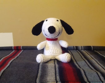 Snoopy stuffed animal