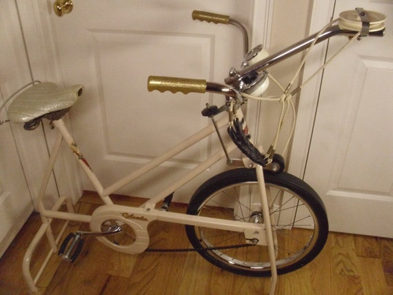 Vintage 1960 S Columbia Exercise Bike Pick Up Only