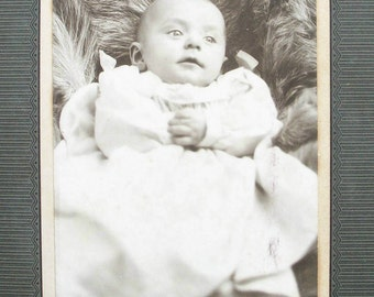 Old Photograph - Baby