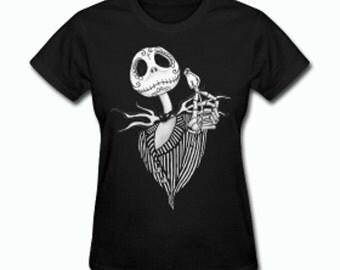 Sugar Skull Jack Skellington T shirt