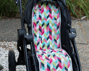 SALE Ready to ship reversible stroller liner pram liner baby jogger city select BJCS1