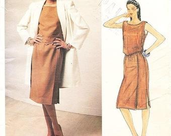 """ON SALE Vogue Designer Original by VALENTINO - Misses' Jacket, Top & Skirt - Sz 14 Bust 36"""" - Vintage 70's Dress Pattern - Vogue 1324"""