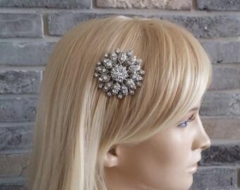 Bridal Comb , Bridal Hair Accessory,Bridal Hair Comb,Wedding comb, rhinestone bridal Hair comb, crystal  Bridal Haircomb