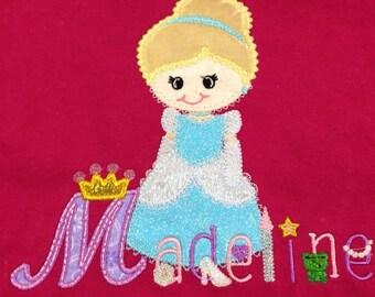 Princess shirt, birthday shirt