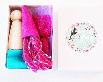 Stocking Stuffer Create A Fairy Craft Kit - Kids Craft Kits - DIY
