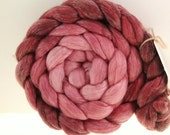 Wine Flight Made to Order Choose your Fiber Hand Dyed Roving Spinning Fiber - 4.0 oz