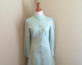 Upcycled Vintage Dress 6