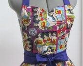 Wonder Woman Sexy Pin Up Apron