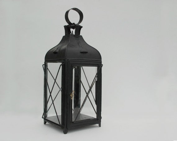 Rustic Hanging Lantern Country Decor By FrenchTouchBoutique