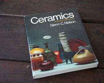 Vintage Book Ceramics A Potter's Handbook Pottery Studio Art and Craft