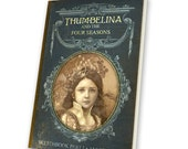 """STANDARD EDITION Sketchbook """"Thumbelina and the Four Seasons"""""""