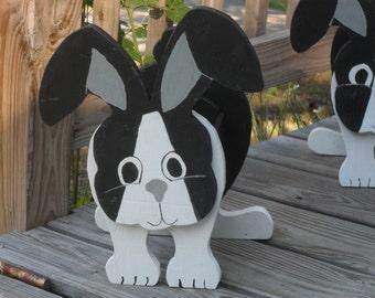 Dutch Bunny planter box