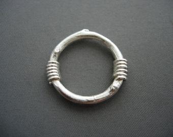 Twig spring ring