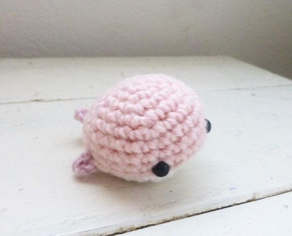Mini Amigurumi Whale : Amigurumi whale crochet amigurumi cute mini whale amigurumi