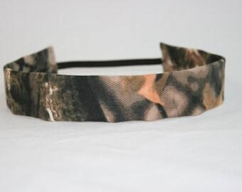 Camo Child Headband Hunting Camouflage