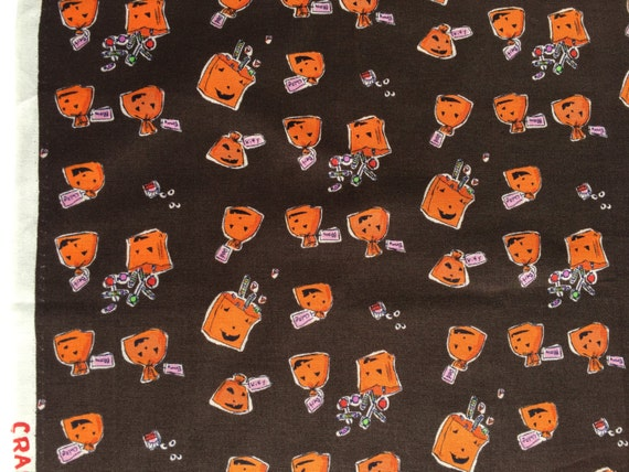 Crafty Chloe Heather Ross Dress Up Mess Up Halloween Candy Bags FQ or more OOP HTF