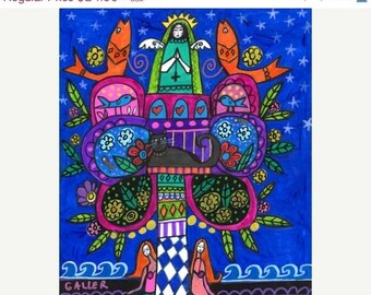 Marked Down 50% - Mexican Folk Art (HG621)