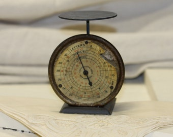 Vintage Postal Scale - Small