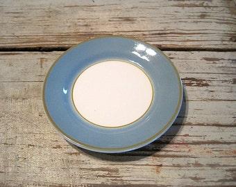 Small Homer Laughlin Restaurant Ware Dessert Plate