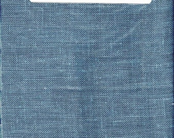 GT105 - Zweigart, Cashel Linen, 28 Count, Silvery Moon , 27 X 23 inches or 70 X 60cm, Cut Fabric Collection