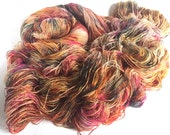 """Cashmere Lace Yarn. """"Spiralling Space"""""""