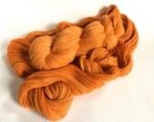 Tamusi Pure Alpaca 4 Ply/Fingering Yarn. Rising Sun