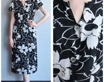 1930s 2pc Suit // Belle Swan Summer Suit // vintage 30s dress set