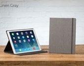 SECONDS - The Contega Thin Case for iPad Pro 9.7 - Linen Gray