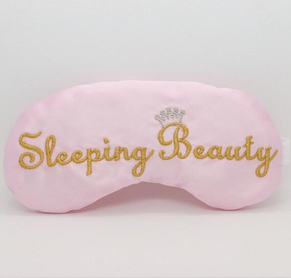 Sleeping Beauty Sleep Mask Princess Eye Mask by ...