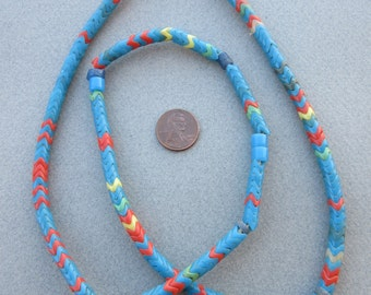 Antique African Snake Beads