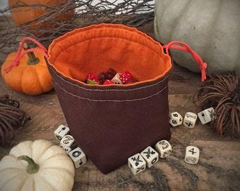 The Halloween Dice Bag
