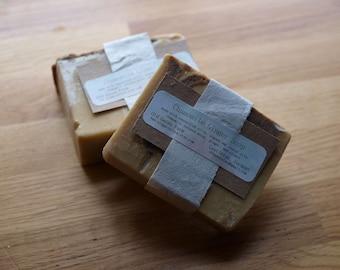 Farm Fresh Rustic Chamomile Ginger Soap