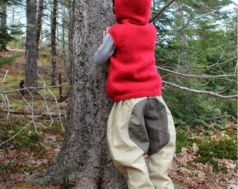 Organic Hemp cotton baby and toddler pants