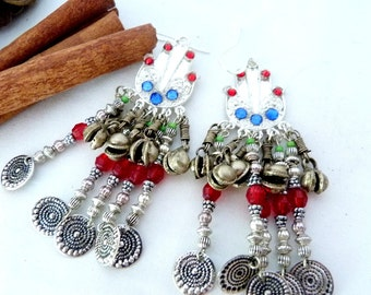 SALE!! Colors Of Marrakesh Hamsa Earrings SALE!!