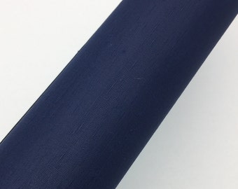Bright Navy - Book Cloth Swatch - Asahi Book Cloth