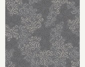 SALE - Nature Elements CHARCOAL NE-120  Pat Bravo for Art Gallery Fabrics - By the Yard