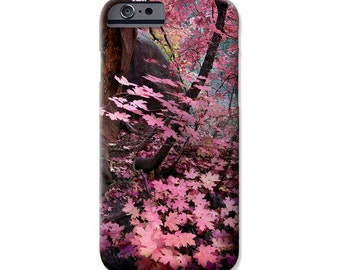 Phone Case, West Fork Sedona Fall Colors, fine art image