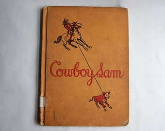 Blank Notebook - Cowboy Sam - 150 Pages