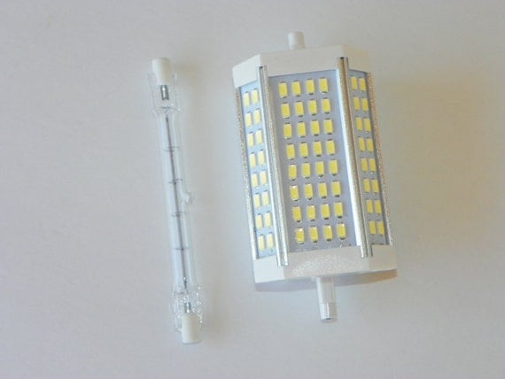 led conversion bulbs choice of 5 12 30 watt or 30 watt dimmable fit most 300 500watt. Black Bedroom Furniture Sets. Home Design Ideas