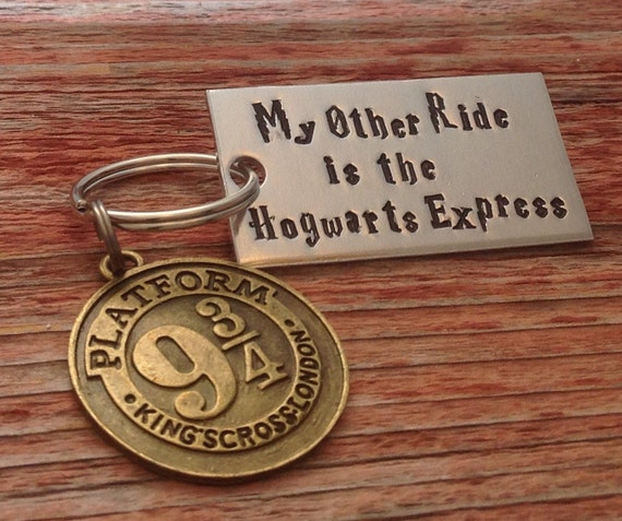 Fun Harry Potter keychain