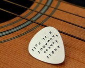 SALE Valentines Day Guitar Pick /Fathers Day/ Guitar Pick/ Personalized Guitar Pick/ Birthday/ Guitar/ Gift For Dad/ Father's Day