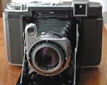Zeiss Ikon Super Ikonta B 532/16 6x6cm 120 Roll Film Rangefinder Film Camera Late Post War Version