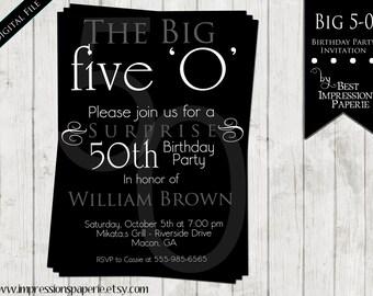 th birthday invitation  etsy, party invitations