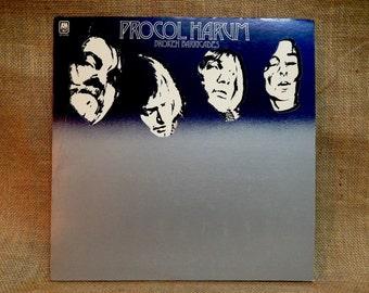 Procol Harum - Broken Barricades - 1971 Vintage Vinyl Gatefold Record Album