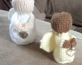 Guardian Angel Knitting Pattern Instant download